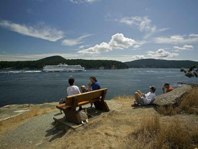 Picture Perfect Galiano Island