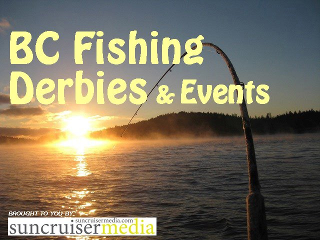 BC FISHING DERBIES 2018
