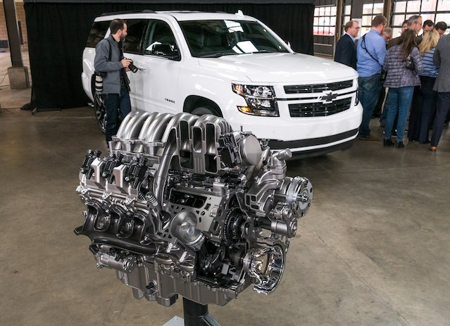 Chevrolet Unveils Tahoe RST
