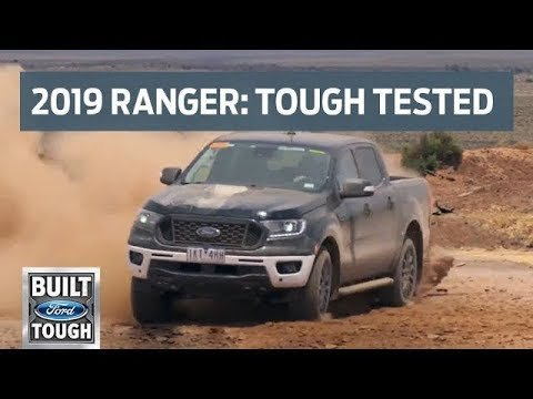 2019 Ford Ranger: Tough Tested for Adventure | Ranger | Ford