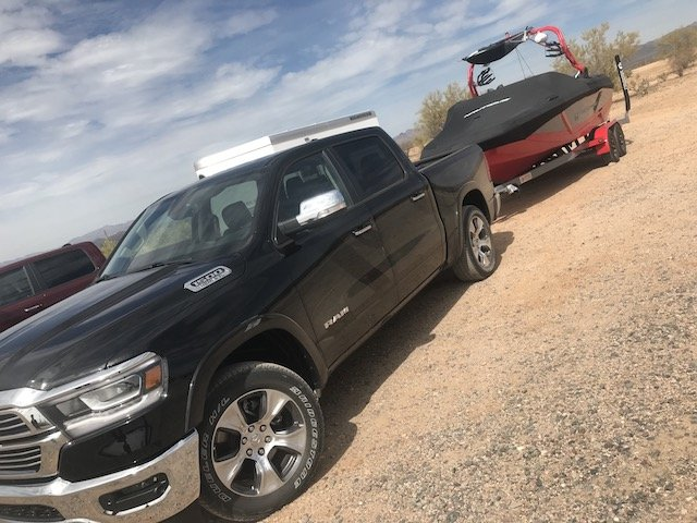 Towing and hook-up testing