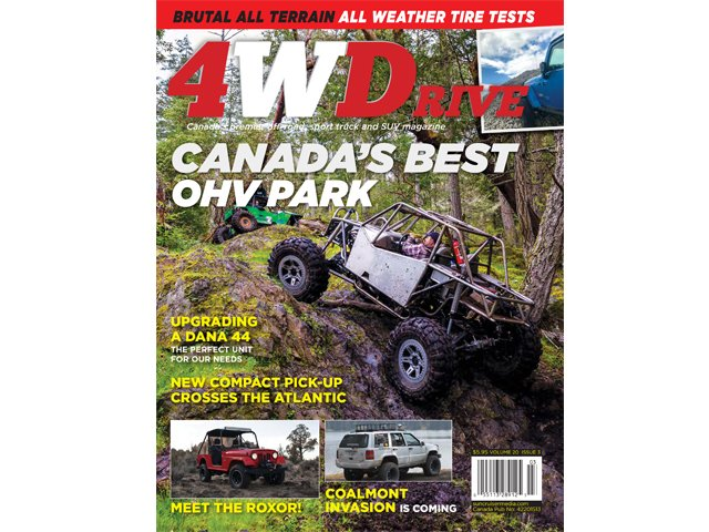 4WD203 cover