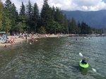 Cultus Lake Main Beach thumb