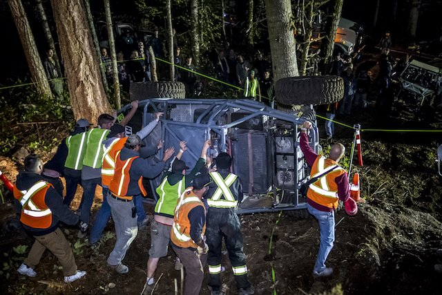 Rollover for Metchosin Joe under the lights at Island Cup 2016.jpeg