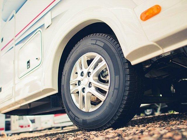 Travel Trailer Tire Pressures