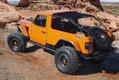 Jeep® Sandstorm (formerly Desert Hawk) Concept