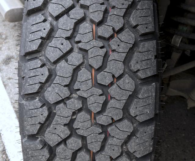 General Tire Grabber Atx Suncruiser