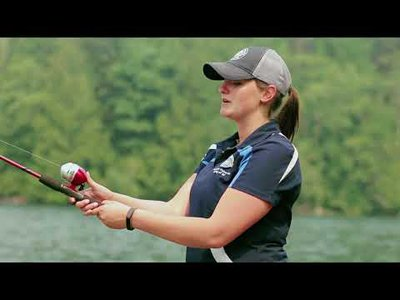 How to Cast a Spincasting Reel - Video teaser