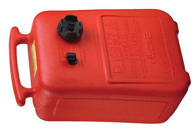 Scepter Neptune 6-Gallon Portable Gas Can