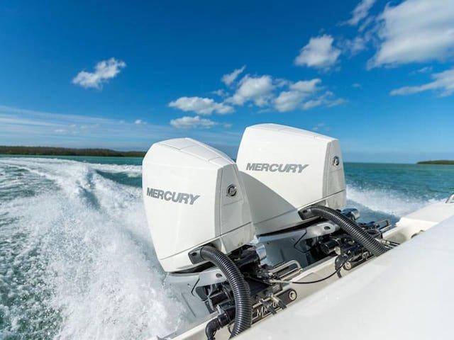 Mercury V8's