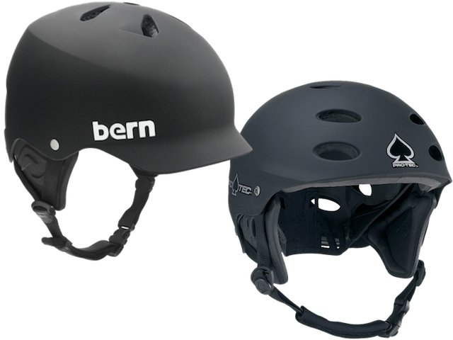 Bern Watts-Pro-Tech Ace Water Helmets