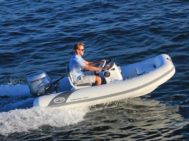 Walker Bay Boats Supertender 325