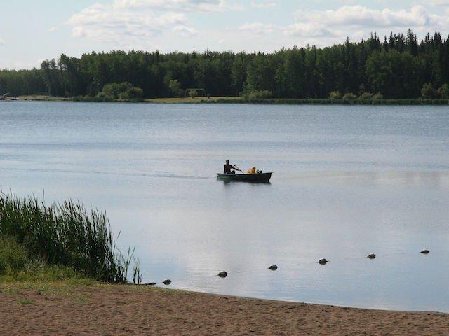 Moonshine Lake Provincial Park