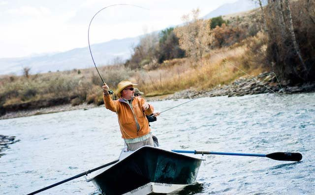 15 Tips For Effective Fly-Fishing From A Drift Boat