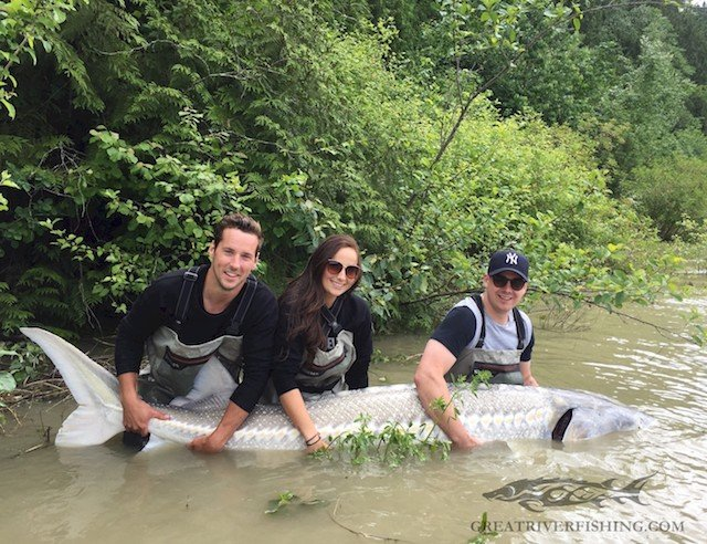 Fishing Report for Chilliwack to Vancouver – May 8, 2018