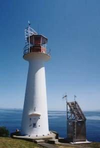 Chrome Island Lighthouse