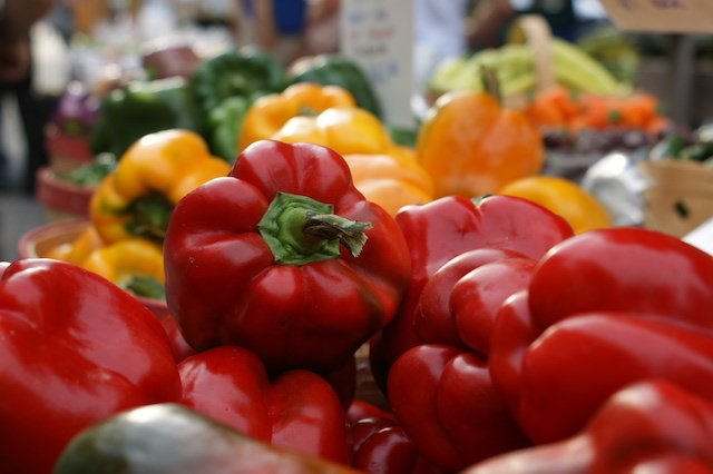 Browse for local produce and more at the many farmer's markets.