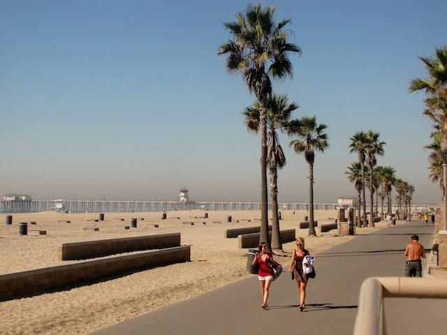 An Active Rvers Dream Long Beach To Huntington Beach Suncruiser
