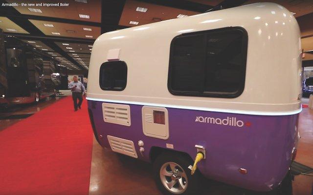 Armadillo Travel Trailer Suncruiser