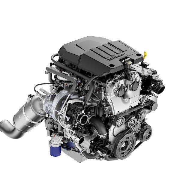 Optimum Power; More Fuel Economy For 2019 Chevy Silverado