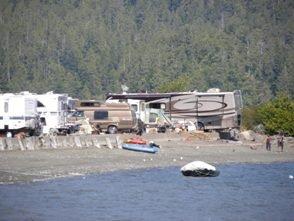 Toquart Bay