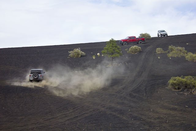 Driving up soft terrain - photo Mercedes Lilienthal.jpg