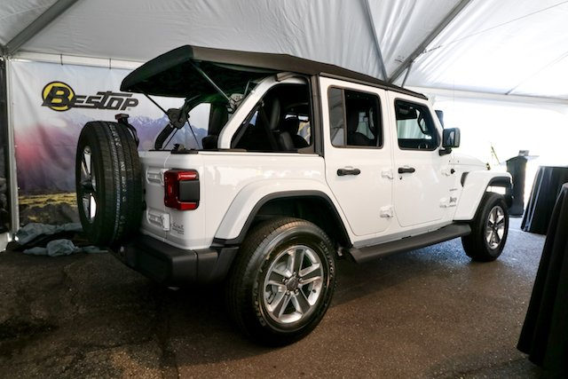 OE Soft Top for JL and soon JK