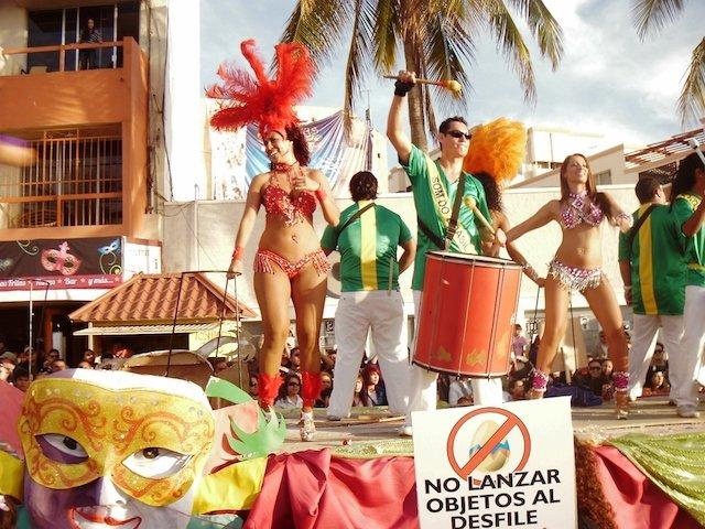 Caranaval was fun!