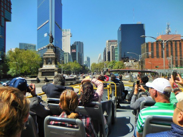 Bus tour of Mexico City.JPG