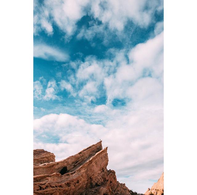 The Iconic Structure Vasquez Rocks Natural Area Park Ca