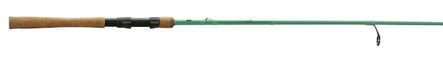 13 Fishing fate green spinning rod Photo 13 Fishing.jpg