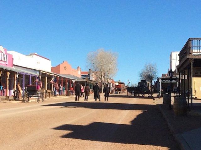 7 Riding the Range in Tombstone photo Gordon Renfree.JPG