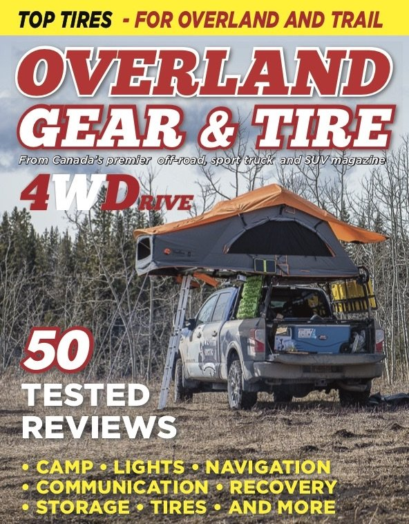 Overland Gear and Tire