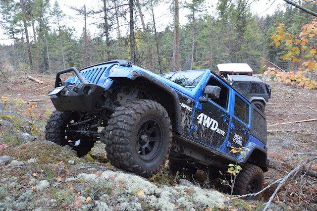 8 Tenacious traction in loose dirt photo Colin Wilson.JPG