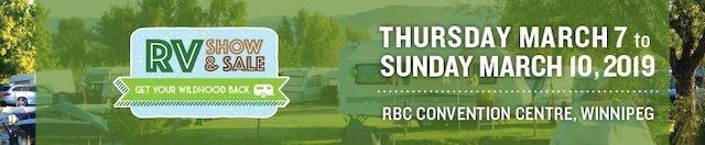 Manitoba RV Show & Sale 2019