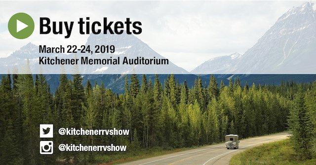 Kitchener RV Show & Sale