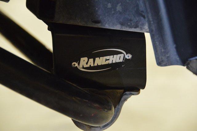 8 Rancho Lift and levelling Rancho Lift and levelling photo Irons and Mack.JPG