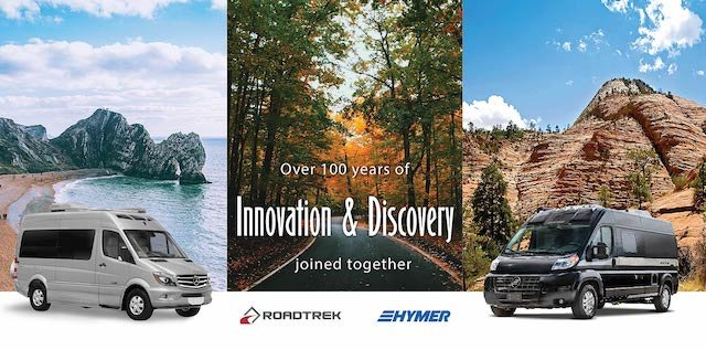 Roadtrek Debuts First Model on the Ford Transit Chassis