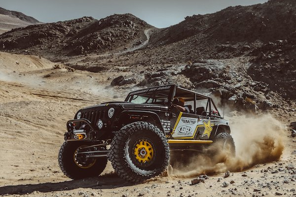 Mickey Thompson GenRite 2019