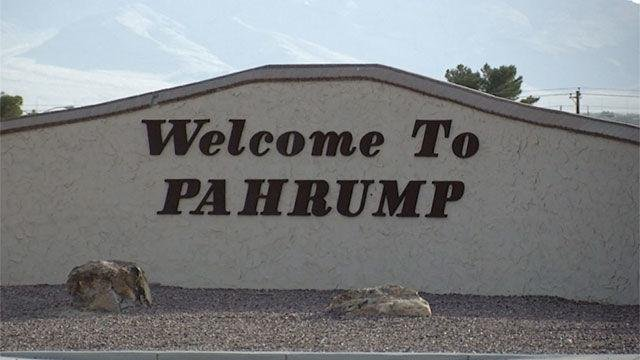 Welcome to Pahrump