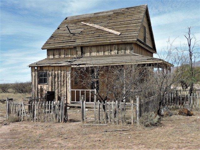 Home of Wyatt Earp.