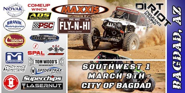 Dirt Riot Southwest Series Round 1