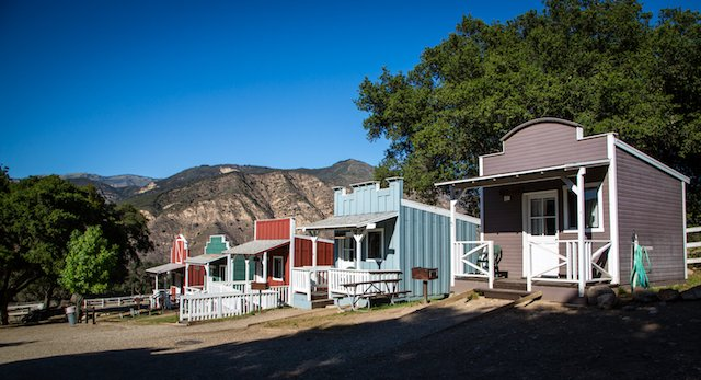Rancho Oso RV & Camping Resort Western Cabins
