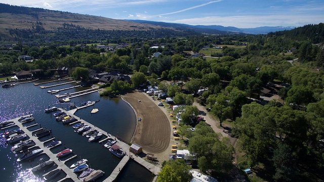 Wood Lake RV Park and Marina