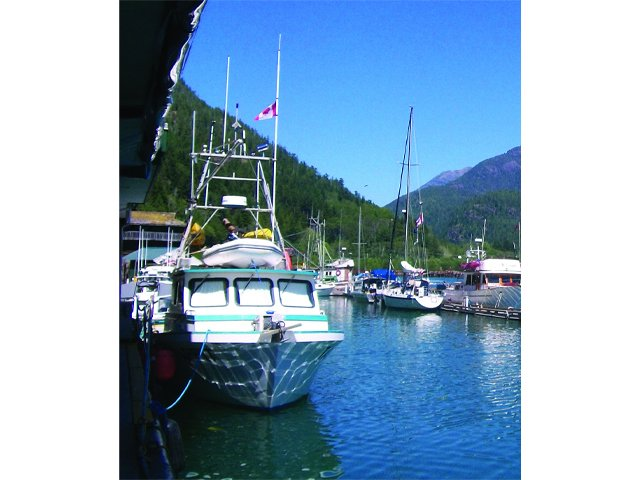 Westview Marina Slips Photo Westview Marina and Lodge .jpg