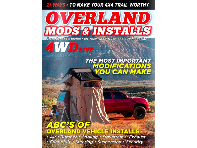 Overland Mods & Installs Cover
