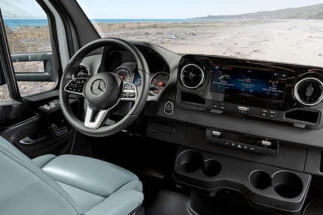 Leisure Travel Vans Unveils Next Generation Unity Rear