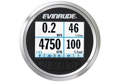 Evinrude Nautilus Engine Gauges