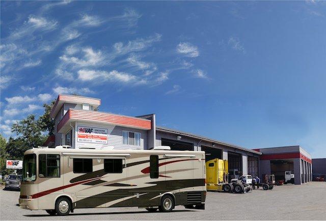 Vancouver Axle & Frame Ltd.