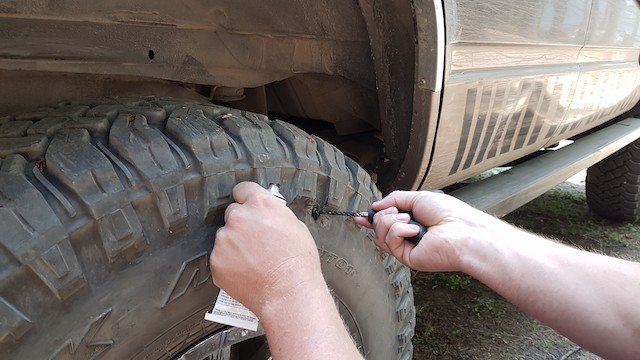 1 Have and use a tire repair kit before swapping in a spare  photo Derek Montgomery.jpg